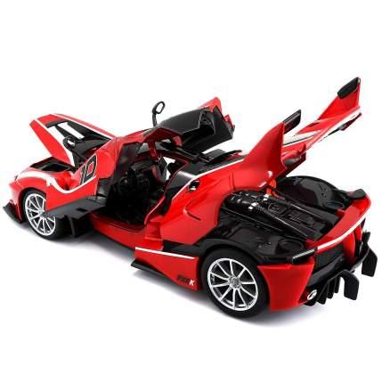 Bburago Коллекционная Машинка 1:18 Ferrari FXX К, красный, 18-16010