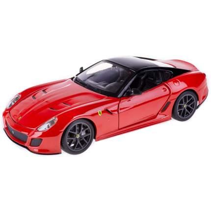 "Bburago ""Коллекционная машина BB 18-26019 1:24 FERRARI 599 GTD RED, Красный"""