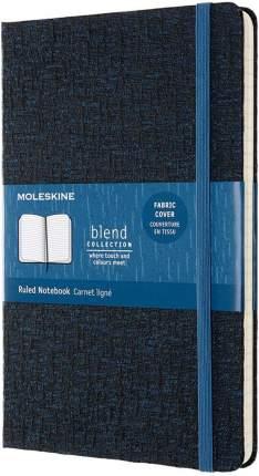Блокнот Moleskine Blend Limited Edition Large LCBD05QP060D в линейку Blue