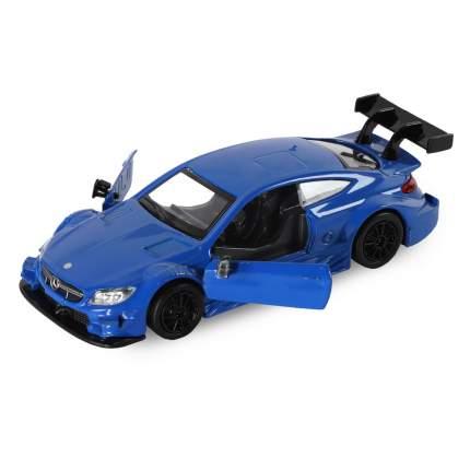 Машинка Автопанорама металлическая Mercedes-AMG C 63 DTM 1:43 JB1200180