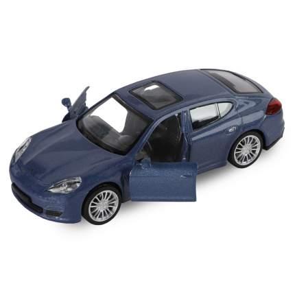 Машинка Автопанорама металлическая Porsche Panamera S 1:43 JB1200190