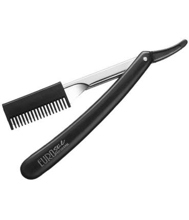 Бритва парикмахерская опасная Eurostil 00730