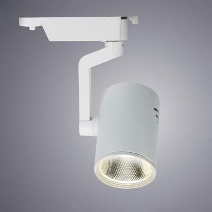 Трековый светильник Arte Lamp TRACCIA A2321PL-1WH
