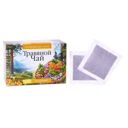 Травяной чай Целебный дар Алтая сбор №2 мочегонный
