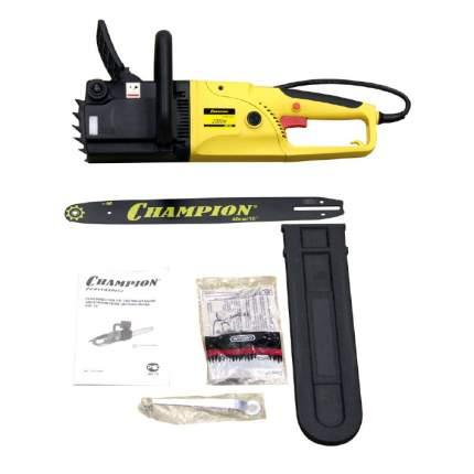 Электрическая цепная пила Champion 420N-16