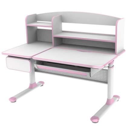 Парта-трансформер для школьника Rimu Pink Cubby
