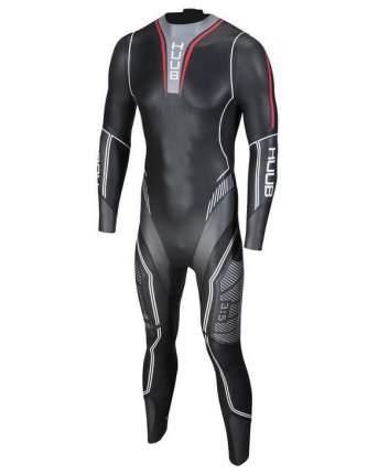 Гидрокостюм HUUB Aerious II Wetsuit, black, M/S INT