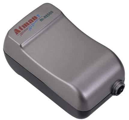 Компрессор для аквариума Atman ATM-AT-A2500 двуканальный, 120л/ч