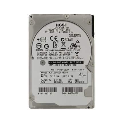 "Внутренний жесткий диск HGST Ultrastar C10K1800 2.5"" 1.2TB (HUC101812CSS204)"