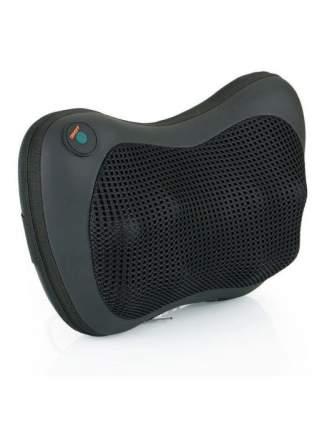 Массажная подушка с ИК-прогревом Massage Pillow FITSTUDIO (8 мини-роликов, черная)