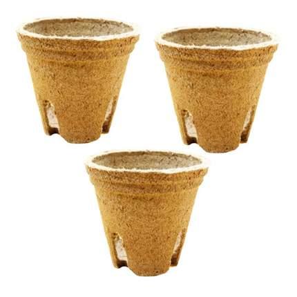 3 по цене 2! Торфяные горшочки Джиффи - Пот (Jiffy - Pot) 7х8 см, 30 шт.