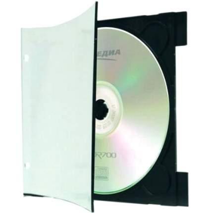 Бокс для CD-диска А-Медиа ClipTray 3мм (10 шт)