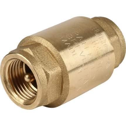"""Обратный клапан с металлическим седлом ITAP 1"""""""