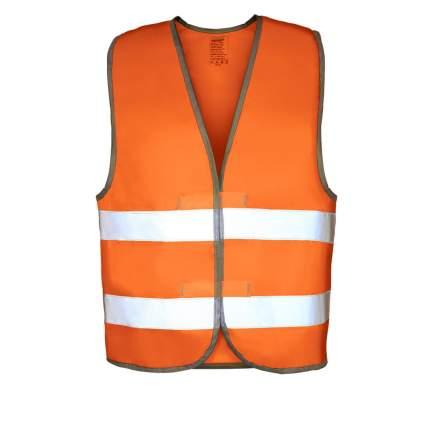 Жилет сигнальный PROTECT, оранжевый Размер 52-56