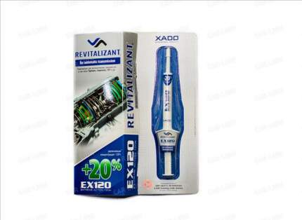 Жидкость Для Акпп Revitalizant Ex120 (Шприц 8 Мл) Блистер Хадо XA10031