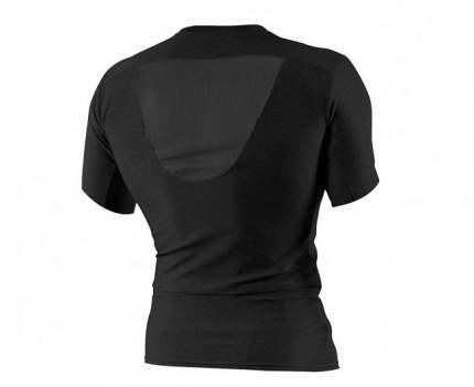 Рашгард Adidas Rush Guard Short Sleeve, black, L INT