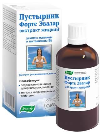 Пустырник Форте экстракт жидкий, 100 мл, Эвалар