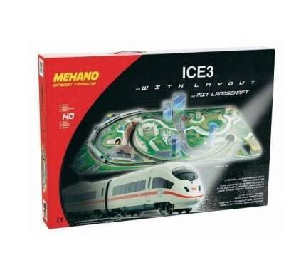 Железнодорожный набор Mehano InterCityExpress ICE3 Сапсан T737
