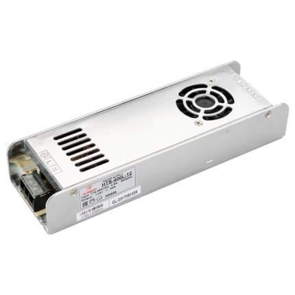 Блок питания HTS-400L-12 (12V, 33A, 400W) (ARL, IP20 Сетка) Arlight