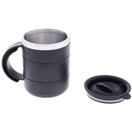 Термокружка Каркан 450 мл цвет черный (761006)