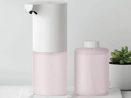 Сменный блок для дозатора мыла Xiaomi Simpleway Foaming Hand Soap (Pink)