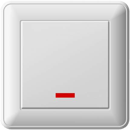 Выключатель 1кл свет с возвратом с/у белый Schneider Electric WESSEN 59