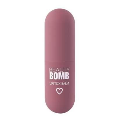 Помада-бальзам для губ Beauty Bomb Color Lip Balm, тон 05 SEND NUDES