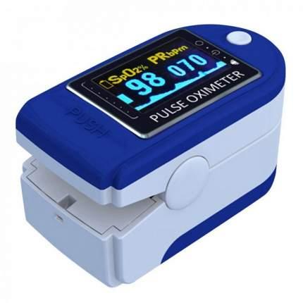 Пульсоксиметр CONTEC CMS50D синий