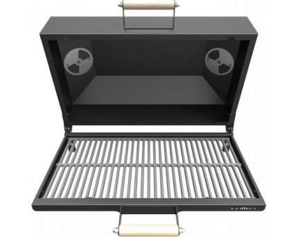 Крышка-гриль (с нерж. решёткой-гриль) Grillver для печь-мангалов Искандер 400
