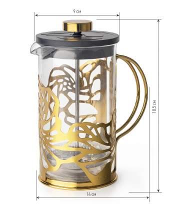 "Поршневой чайник APOLLO genio ""Cite Gold"" 600 мл"