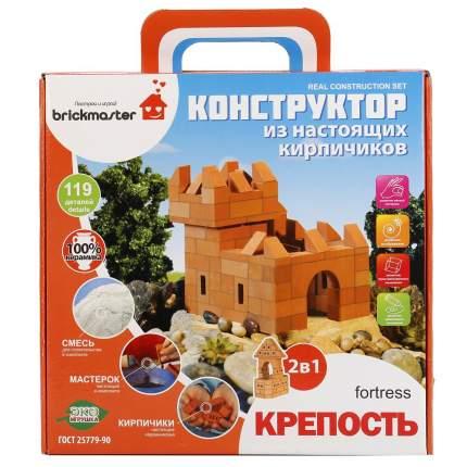 Конструктор-кирпичики Brickmaster Крепость, 119 дет. 205