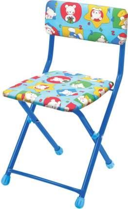 Детский стул Ника складной, мягкий, флок,