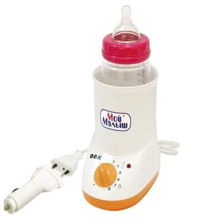 Подогреватель детского питания Мой малыш, с адаптером для автомобиля