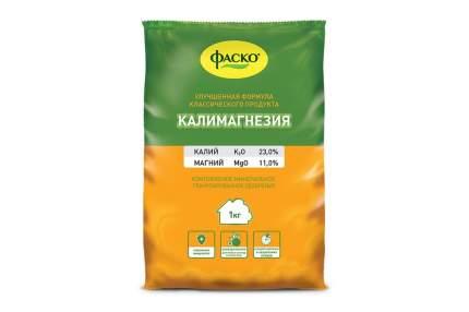 """Удобрение сухое Фаско """"Калимагнезия"""" минеральное гранулированное, 1 кг"""