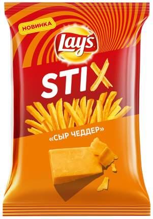 Чипсы lay`s stix чеддер 125г
