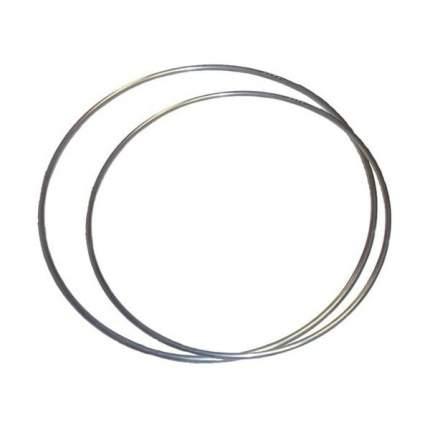 Обруч 1108502 75 см silver color
