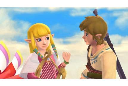 Игра The Legend of Zelda: Skyward Sword HD для Nintendo Switch