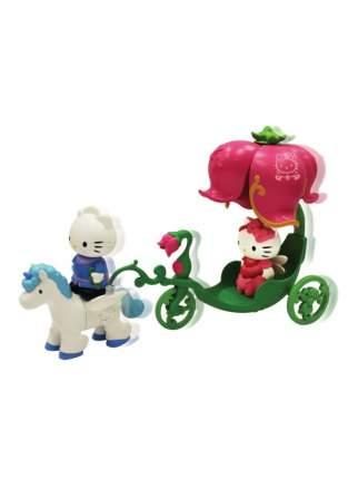 Набор Unimax Hello Kitty Карета с лошадью