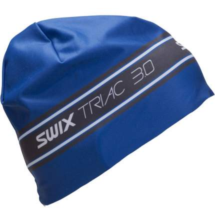 Шапка Swix Triac 3.0, royal blue, M/L