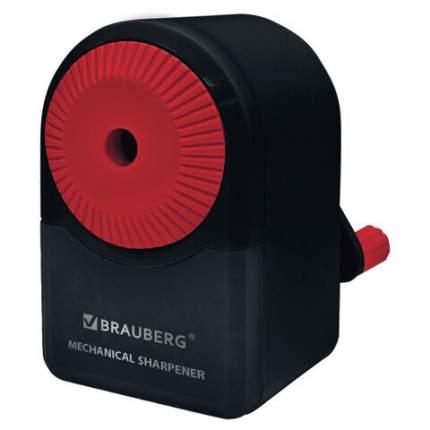 Точилка механическая BRAUBERG ULTRA для чернографитных и цветных карандашей 228626