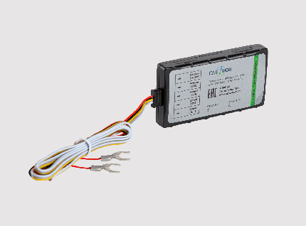 Автомобильный трекер на аккумулятор ГдеМои А5 (с клеммами)