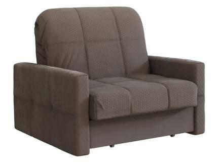 Кресло-кровать Неро Люкс Коричневый, велюр, Пенополиуретан