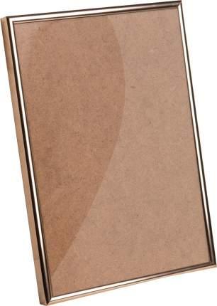 Рамка формат А4 для плаката (глянец золото) Unistframe UF2717683