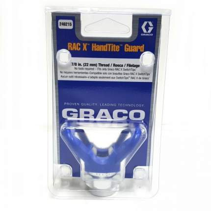 Соплодержатель GRACO RAC X