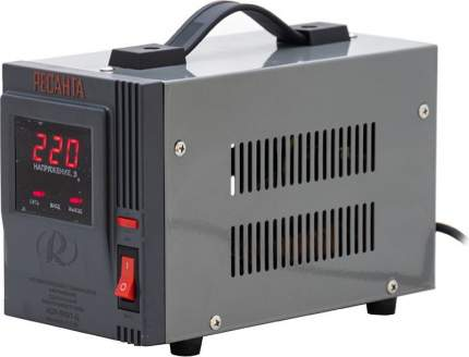Стабилизатор напряжения Ресанта АСН-500/1-Ц + цифровой тестер индикатор комплект