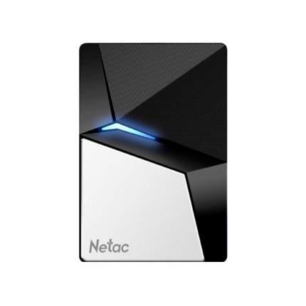 Внешний SSD накопитель Netac Z7S 240GB Black/Silver (NT01Z7S-240G-32BK)