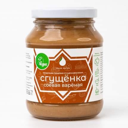 Сгущённое соевое молоко варёное, Volko Molko ~ 250 г