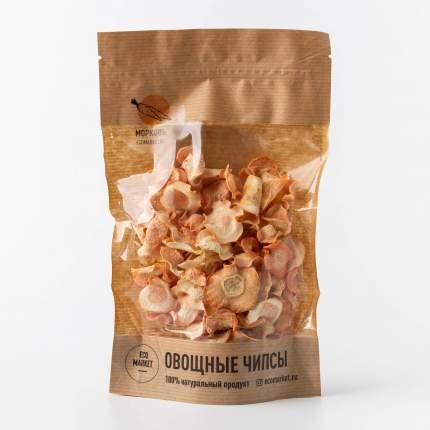 Овощные чипсы Морковь Ecomarket - 50 г