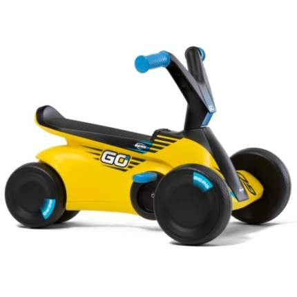 Веломобиль BERG Go2 SparX Yellow