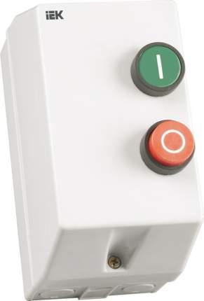 Контактор IEK КМИ11260 12А в оболочке Ue=380В/АС3 IP54